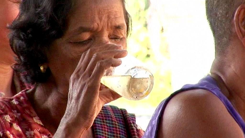 Pitná voda v Kambodži