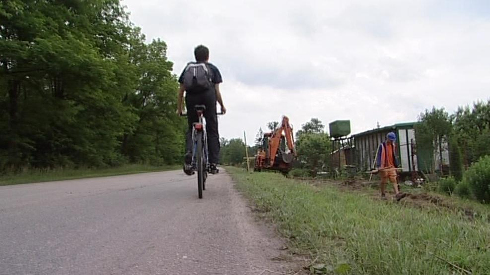 Do Hodonína do školy i práce dojíždí na kole řada lidí