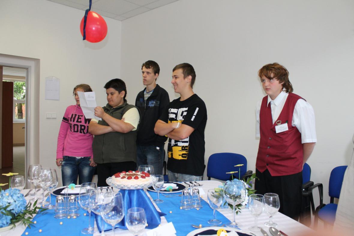 Praktické zkoušky v Lomnici nad Popelkou