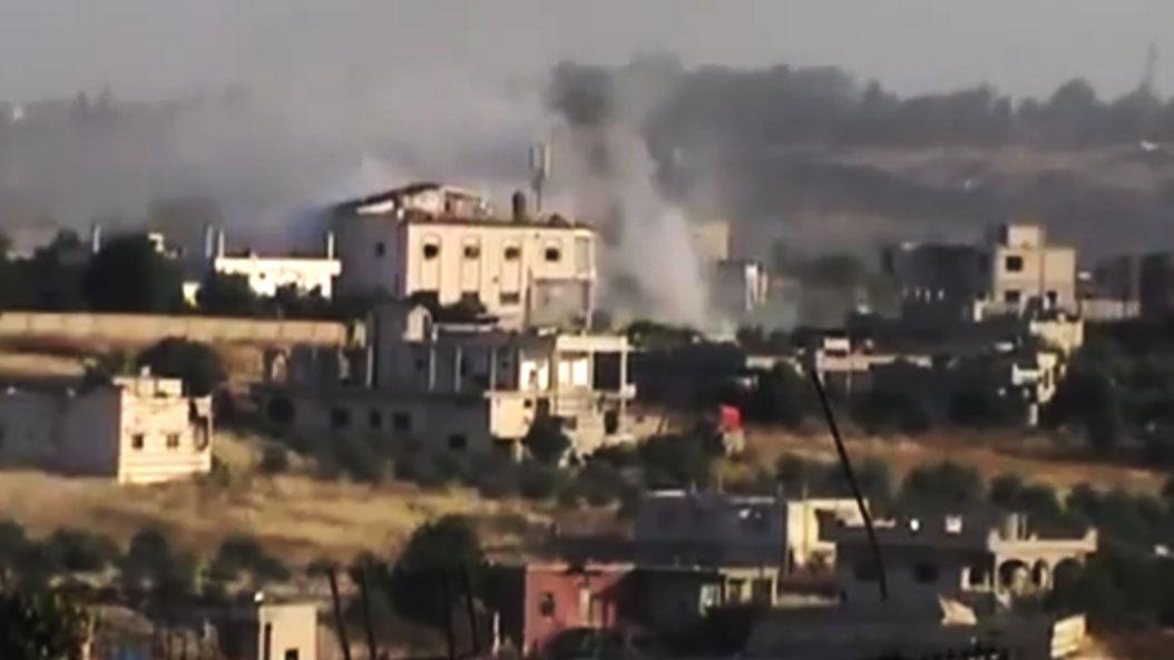 Útoky na město Rastan