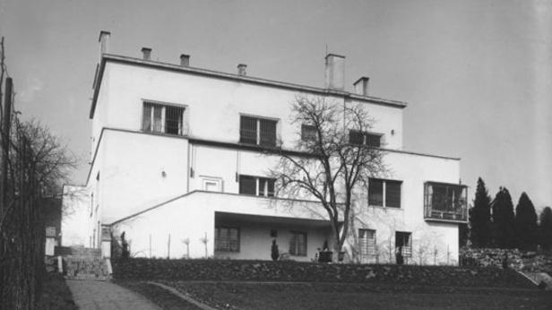 Původní podoba Münzovy vily