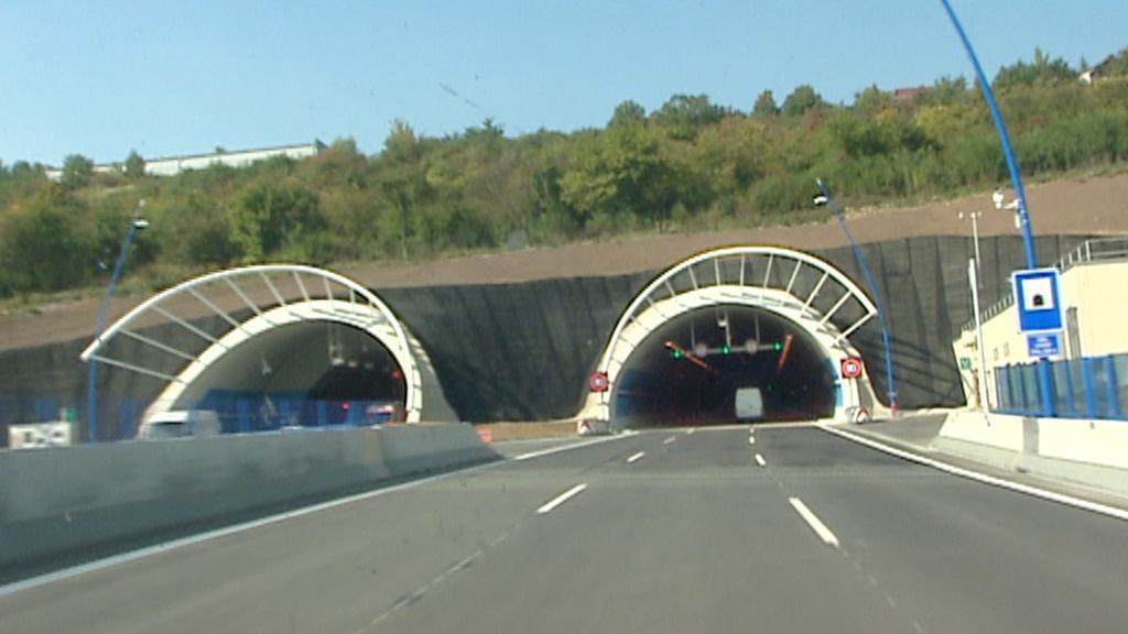 Pražské tunely