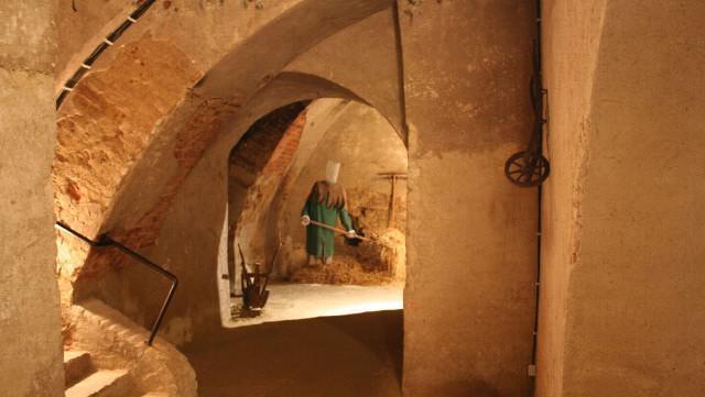 Slavkovské podzemí
