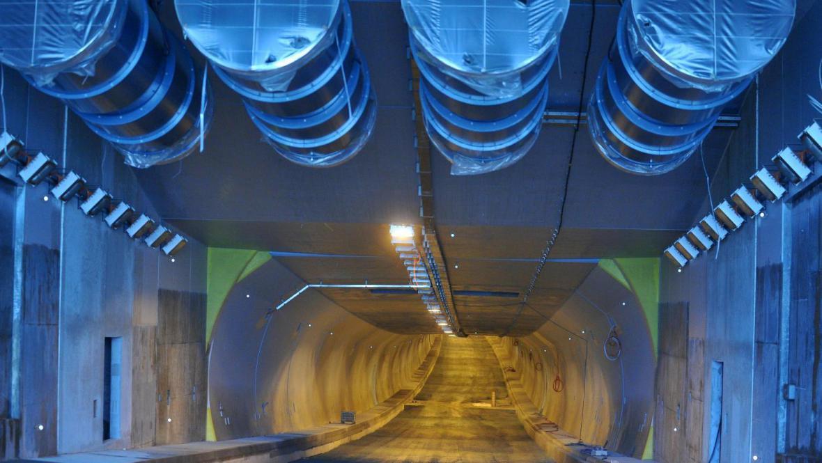 Dobrovského tunel