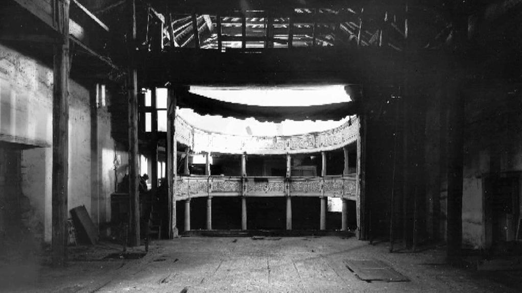 Barokní zámecké divadlo ve Valticích
