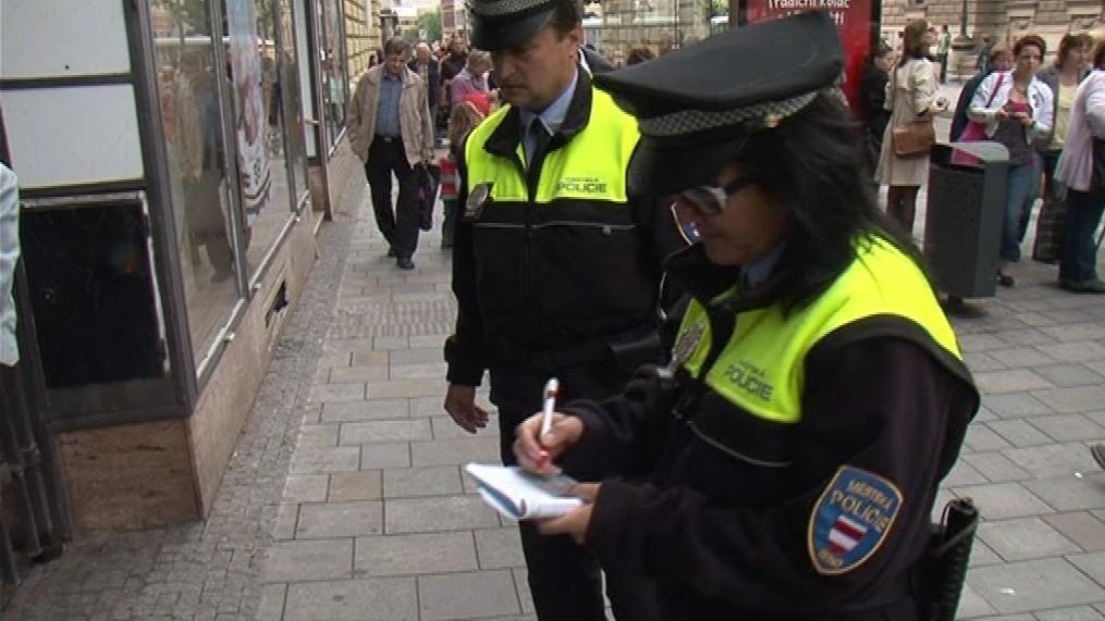 Minulý týden strážníci varovali, nyní už pokutují