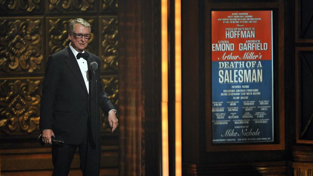 Divadelní ceny Tony 2012