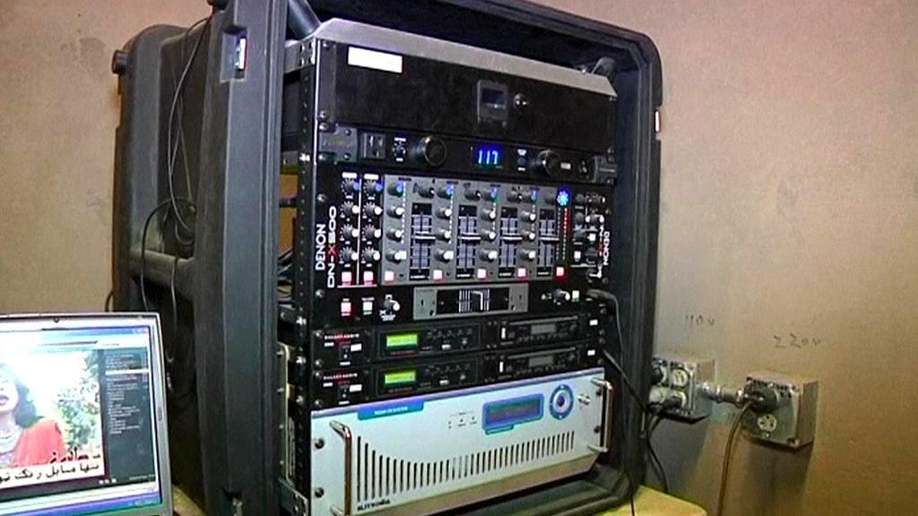 Rádiová stanice Narí