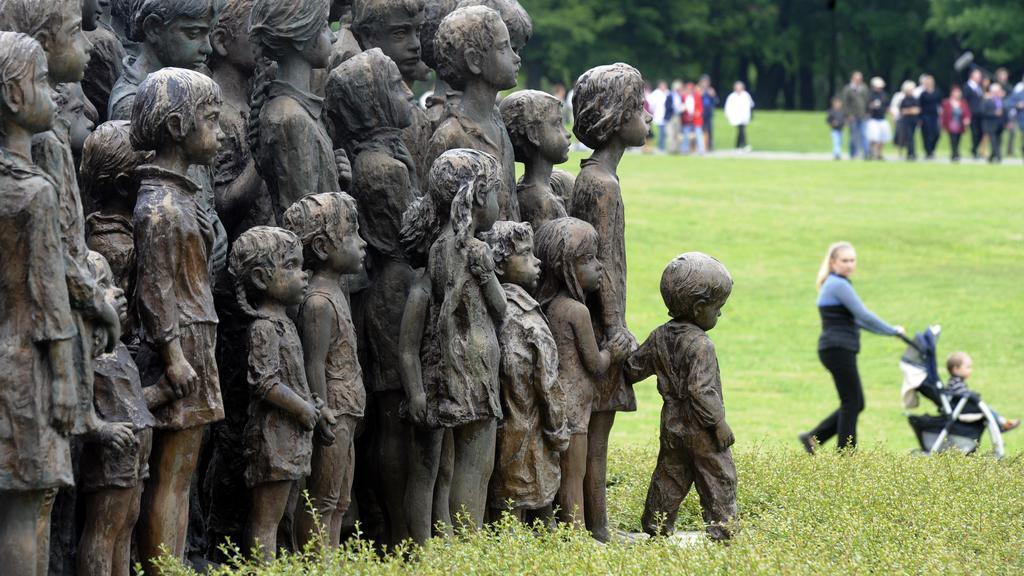 70. výročí vypálení Lidic