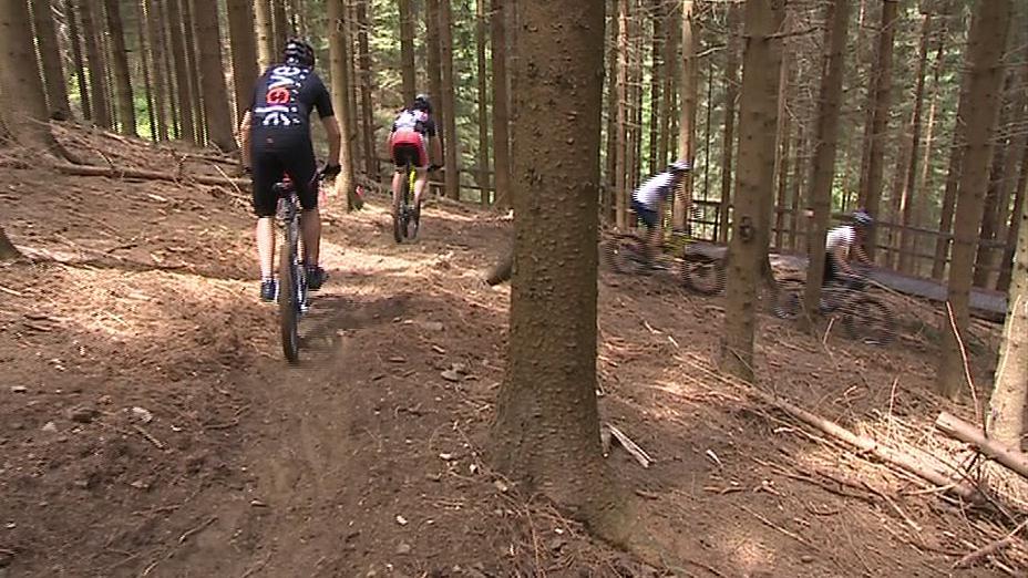Beskydy nabízí sjezdovky i v létě - pro cyklisty