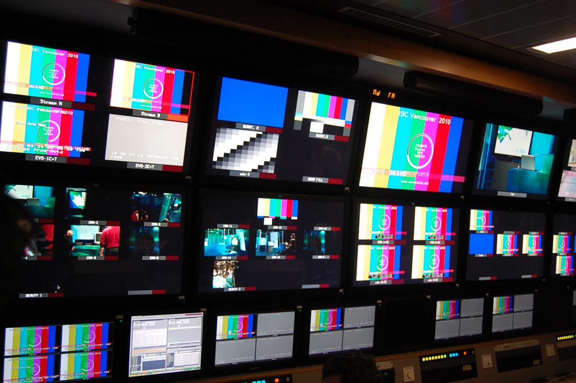 Režie olympijského vysílání