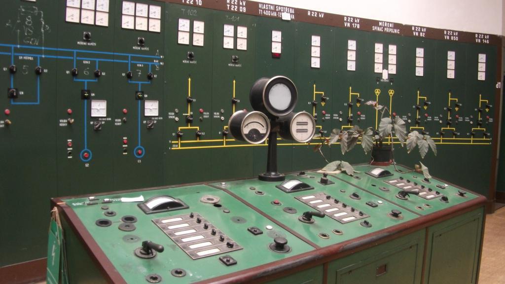Vodní elektrárna otevřela pro zvědavce