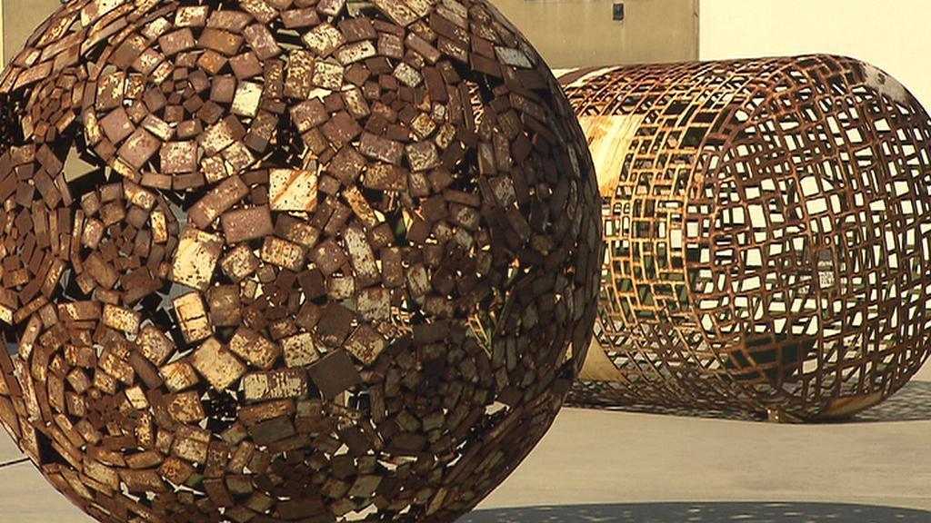 Čestmír Suška - výstava v DOX
