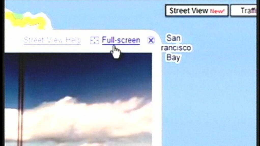 3D mapy od Googlu