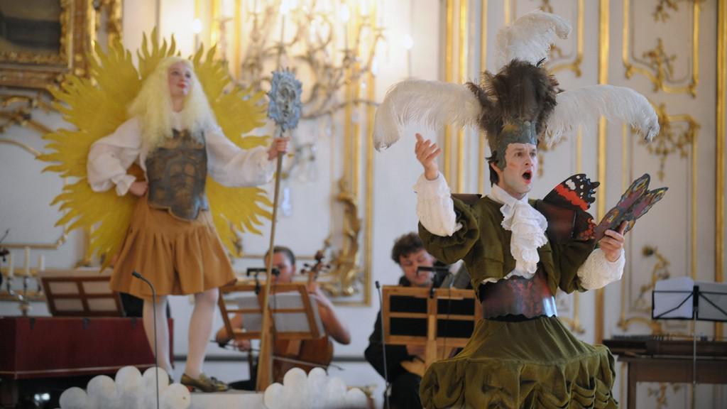 Barokní opera Zrození diamantu