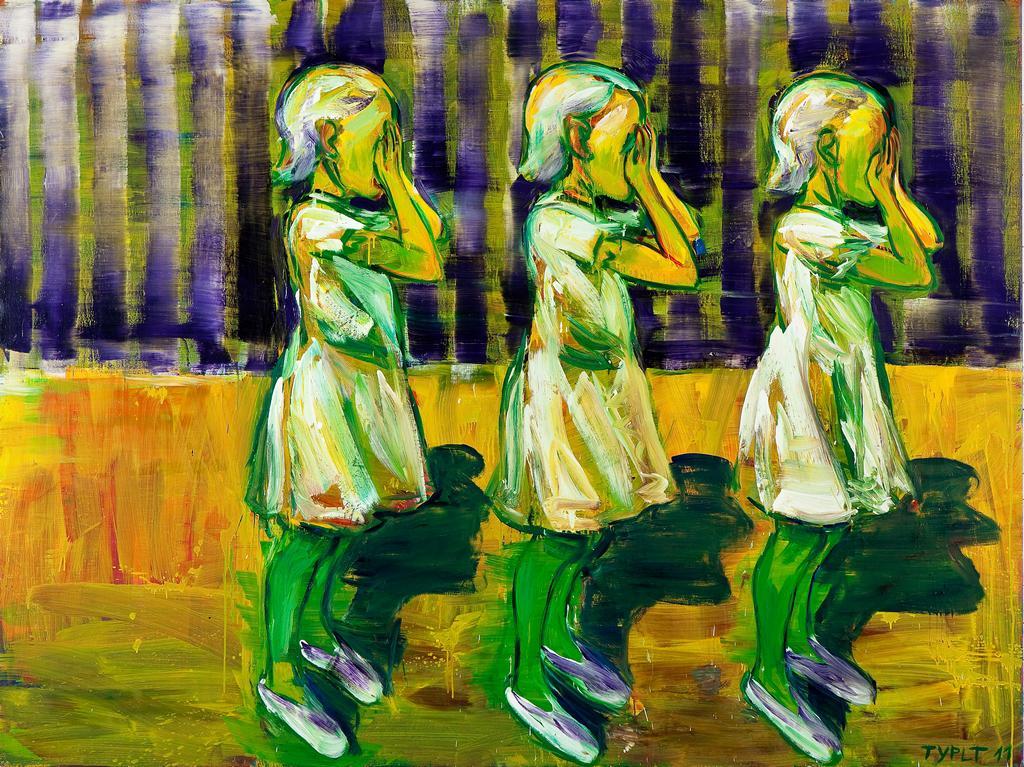 Lubomír Typlt / Bílé šatičky (2011)