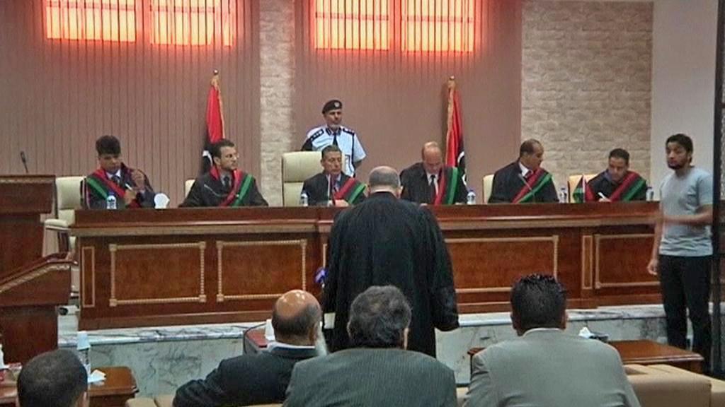 Libyjský tribunál