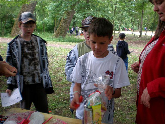Dětský den v Košticích