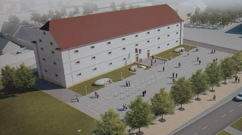 Ze sýpky ve Velkých Pavlovicích by mělo vyrůst kongresové centrum