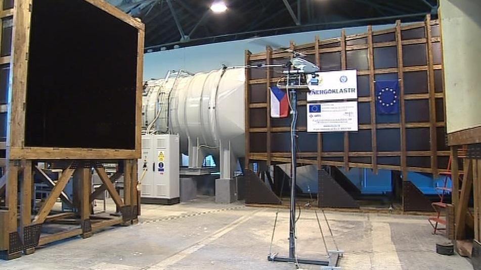 Aerodynamický tunel budou využívat vědci i firmy