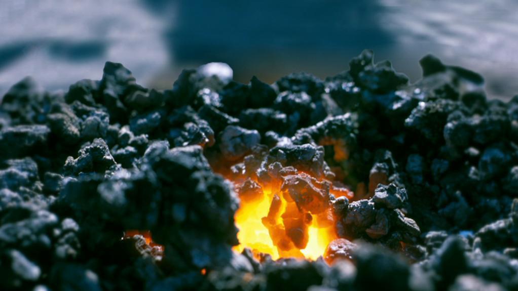 Těžba plynu z černého uhlí