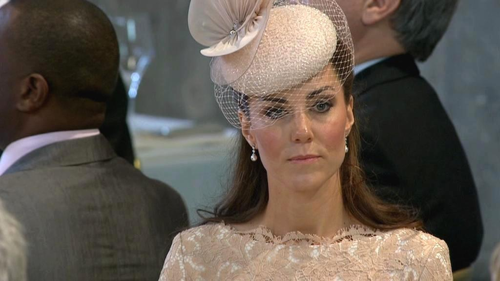 Oslavy diamantového jubilea - Kate Middleton