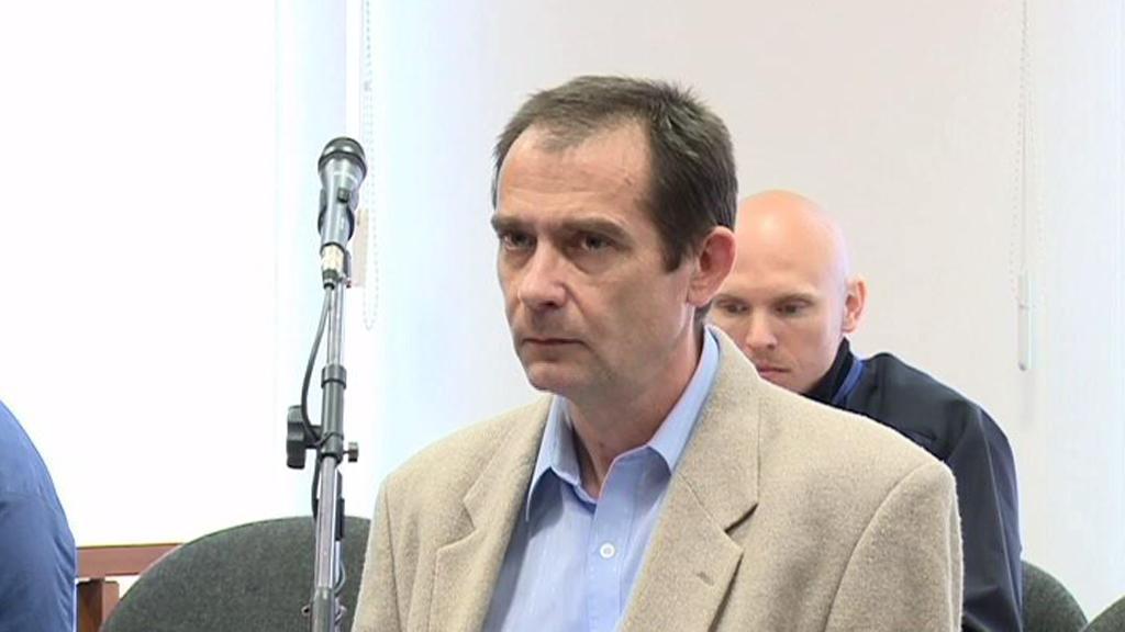 Odsouzený Boris Ingr