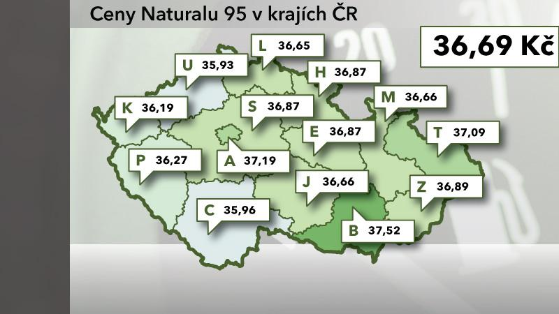 Ceny Naturalu 95