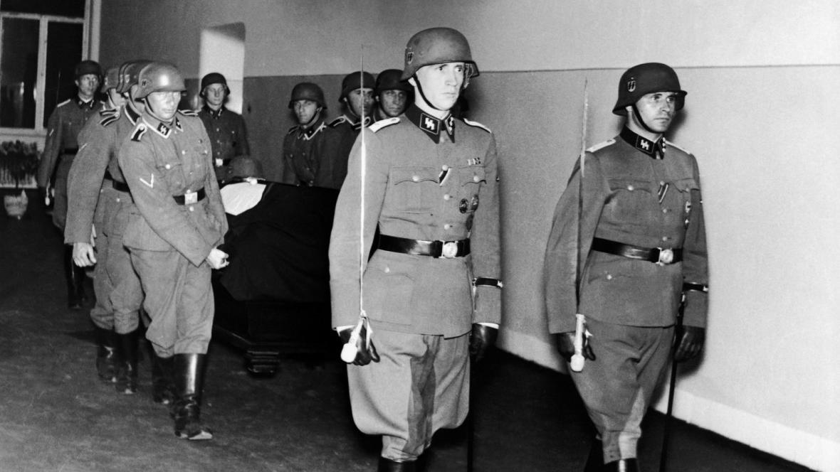 Smrt Reinharda Heydricha
