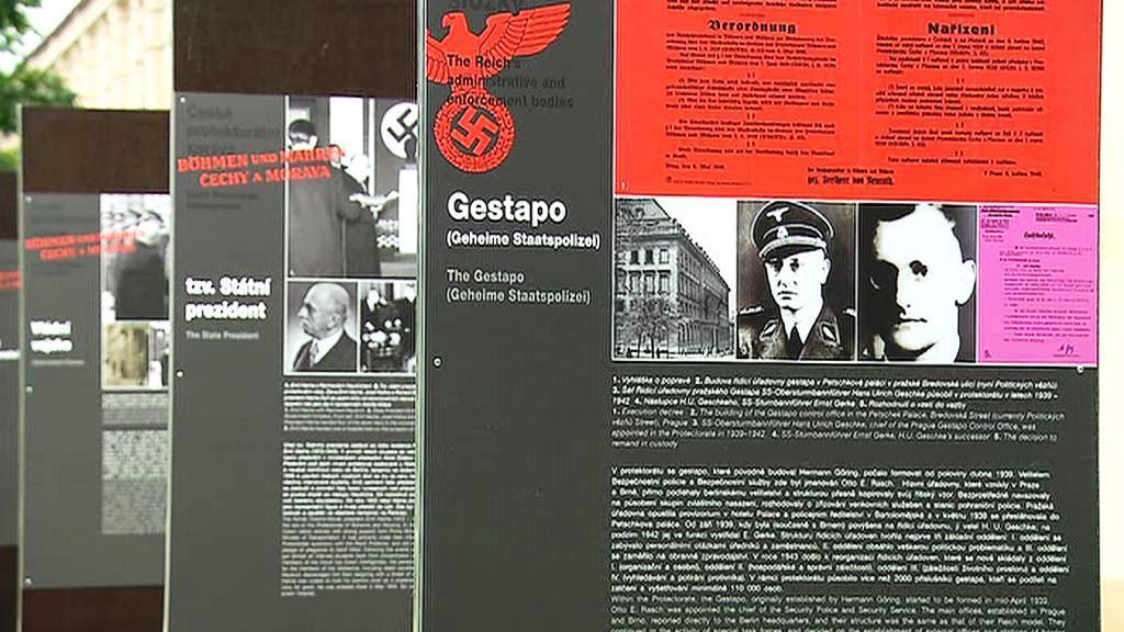 Výstava událostí roku 1942