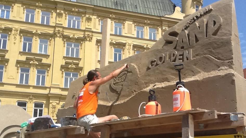 Golden Sand Festival v Brně