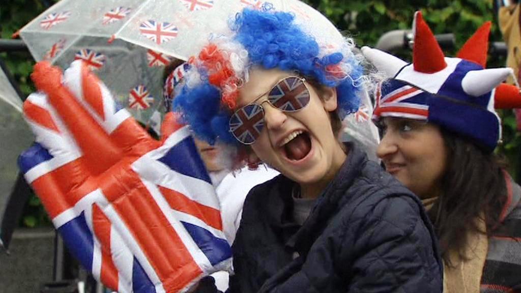 Oslavy 60 let vlády královny Alžběty II.