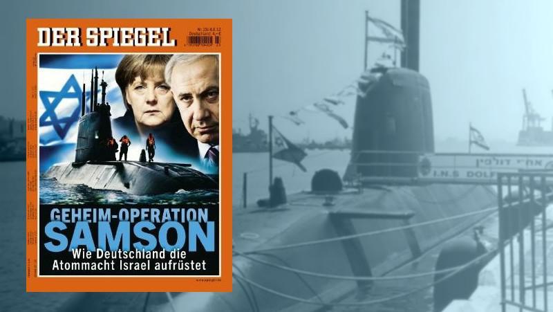 Německé ponorky Dolphin pro Izrael