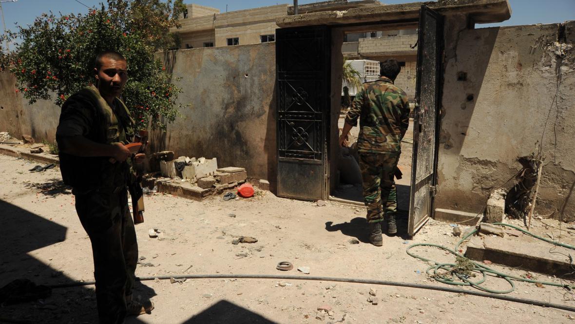 Masakr v syrském městě Húlá