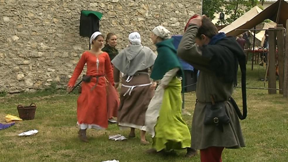Historické dny v Kurovicích