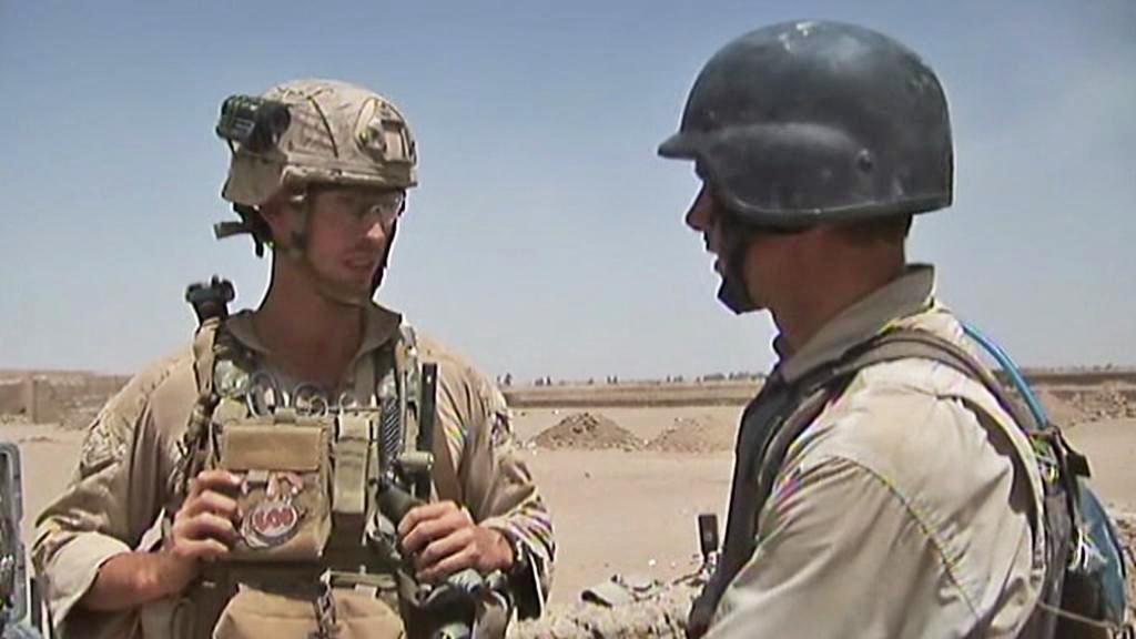 Spojenecké jednotky v Afghánistánu