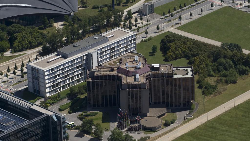 Evropský účetní dvůr v Lucemburku