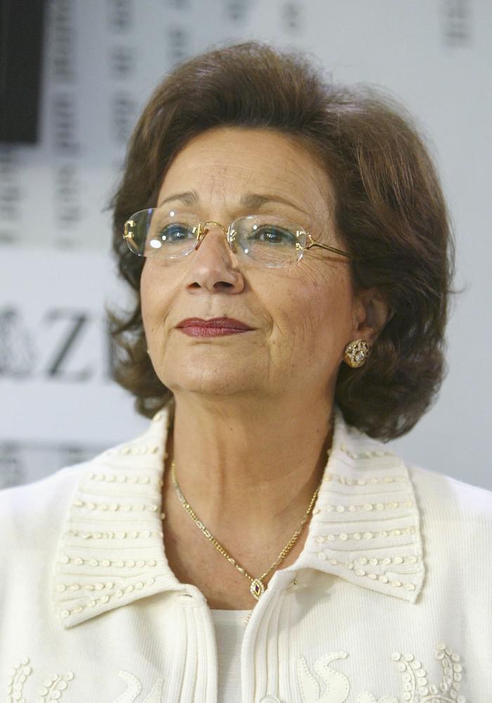 Suzanne Mubaraková