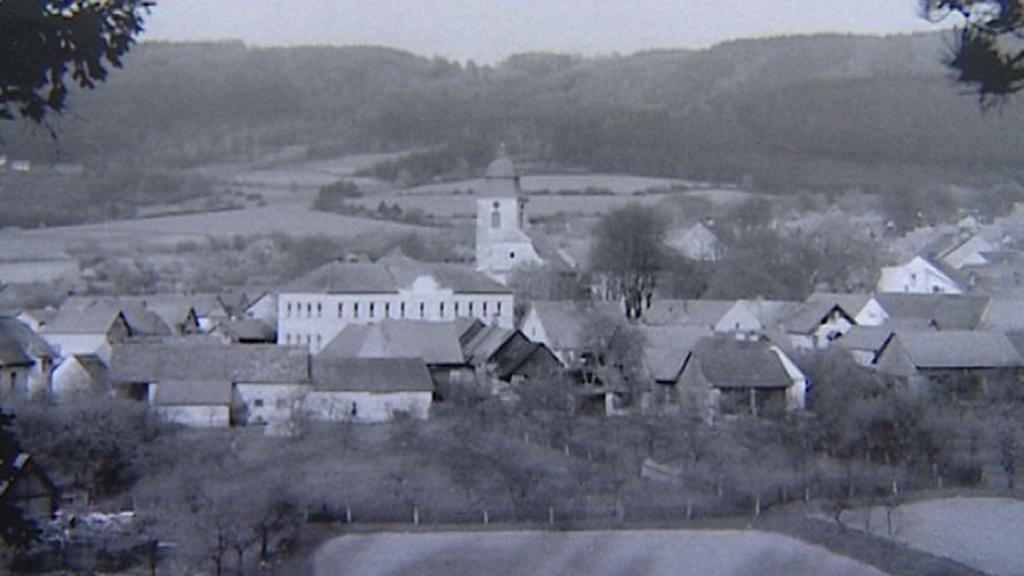 Zaniklá obec Zahrádka