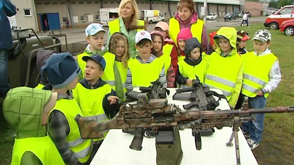 Den dětí ve Žďáru nad Sázavou
