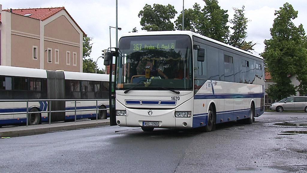 Autobusová doprava ve Středočeském kraji