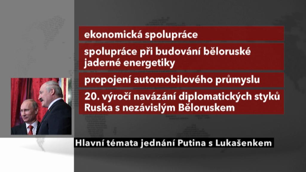 Rusko-běloruská témata