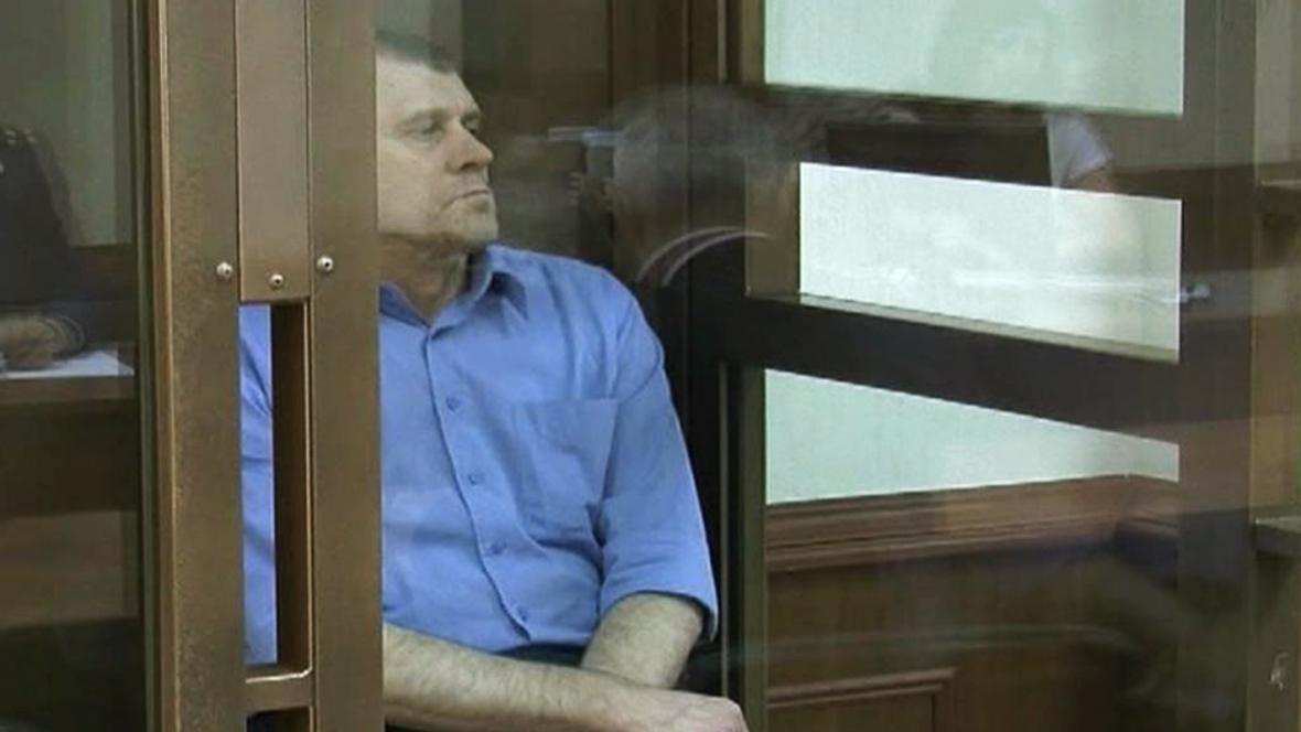 Vladimir Lazar před soudem