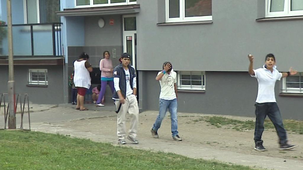 Nepřizpůsobiví lidé v Kovářské ulici