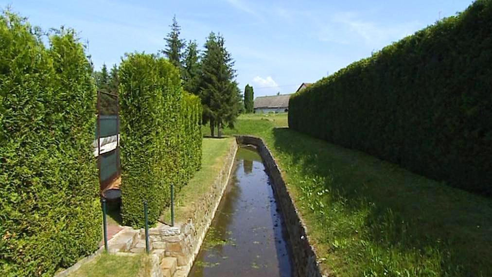 Potok Řečička