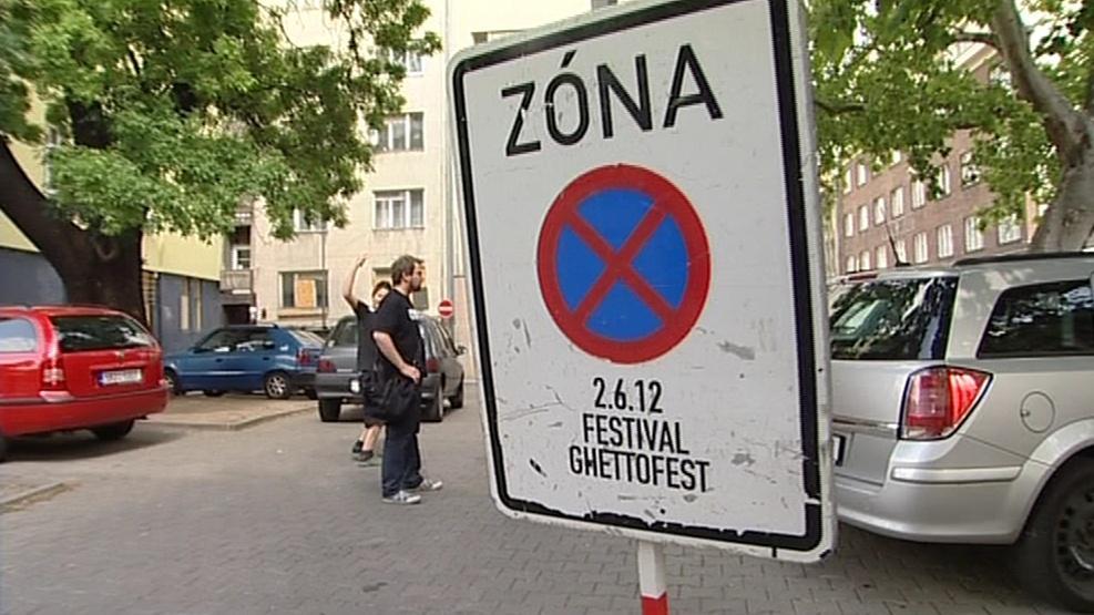 Ghettofest v Brně