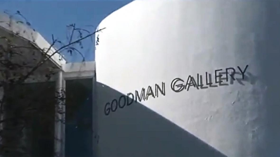 Johannesburská Goodman Gallery