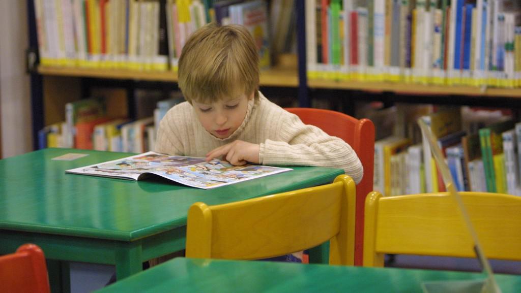 Malý čtenář