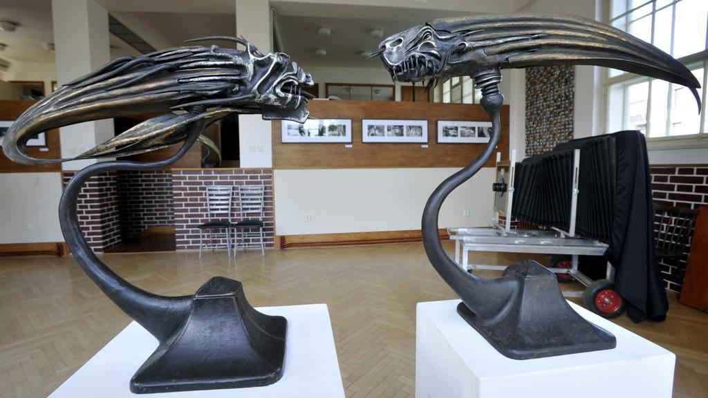 Výstava v zrekonstruované Winternitzově vile