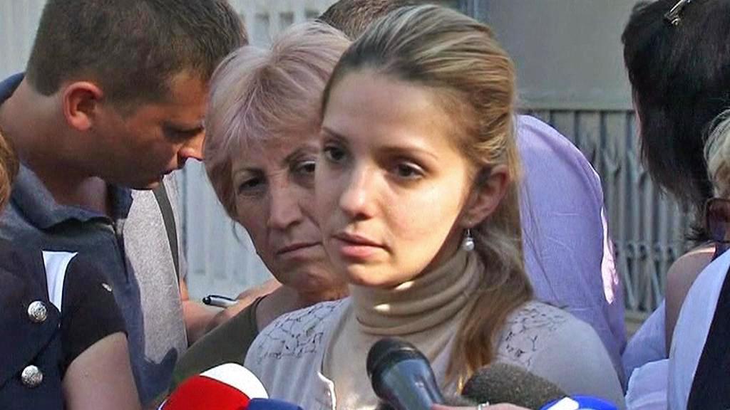 Jevhenija Tymošenková